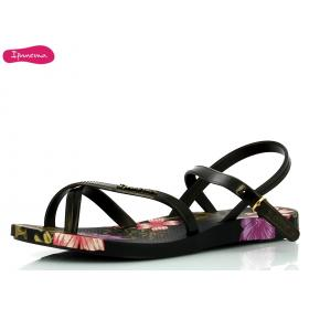 ŽENSKI SANDALI IPANEMA FASHION SANDAL VII 82766 BLACK
