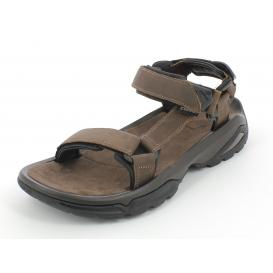 MOŠKI SANDALI TEVA 1006251 TERRA FI 4 LEATHER BISON