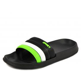 MOŠKI NATIKAČI GIOLAN 19-FB66A BLACK/ FRUIT GREEN
