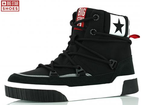 ŽENSKI CASUAL BIG STAR GG274400 BLACK