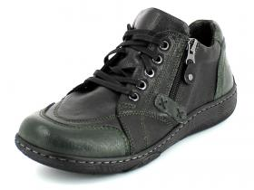 UNISEX CASUAL CANILH 425 GREEN-BLACK