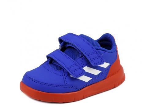 OTROŠKI CASUAL ADIDAS ALTASPORT CF 1 D96842 BLUE/ORANGE